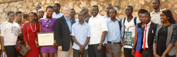 Tourism Institute of East Africa - Group Photo